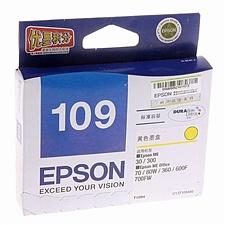 愛普生 打印機墨盒 (黃)  T1094