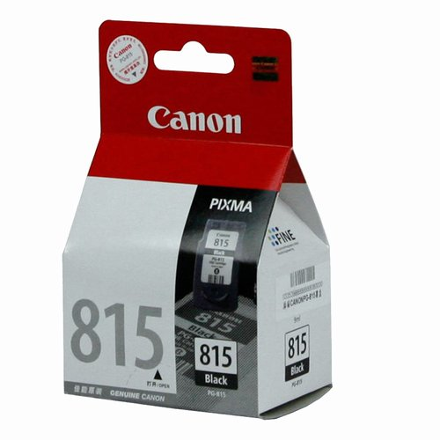 佳能 打印机墨盒 (黑)  PG-815
