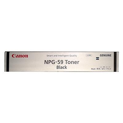 佳能 复印机墨粉 (黑)  NPG-59