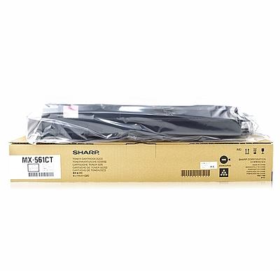 夏普 复印机墨粉 (黑)  MX-561CT
