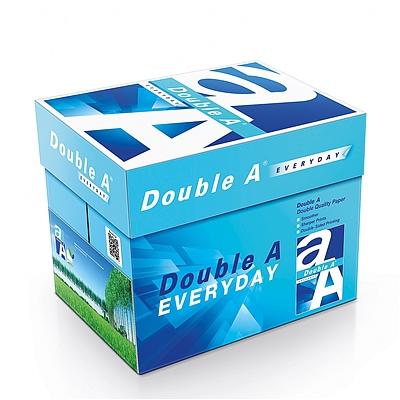 达伯埃 Double A复印纸量贩 5包/箱  A4 70g