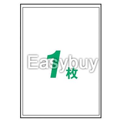 安内斯 电脑打印标签 (白) 199.6mm*289.1mm  A7167-100