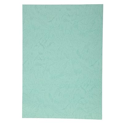 好文客 230克双面皮纹纸 (浅蓝) (100张/包)A4