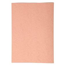 好文客 双面皮纹纸 (粉红) 230g A4   100张/包