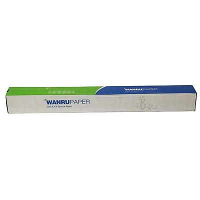 万如 高级卷筒工程绘图纸(2寸管芯) A+0(914mm*40m) 80g