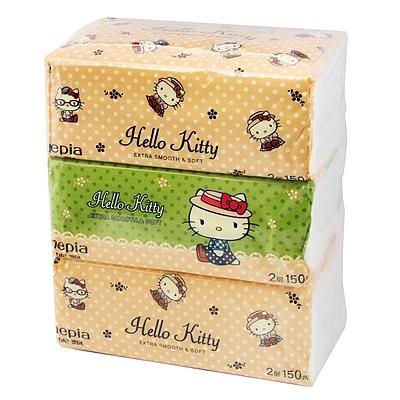 HelloKitty抽取式面巾纸