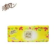 清风 花韵系列袋装面巾纸 3包/组  B338RC