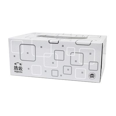 盒装面巾纸