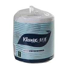 舒洁 商用卷筒卫生纸量贩 230节(双层)  0315