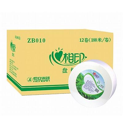 心相印 三层大卷卫生纸 12卷/箱  ZB010