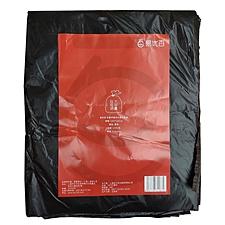 易優百 折疊平底式大型垃圾袋 (黑) 100*120cm(10只/包)