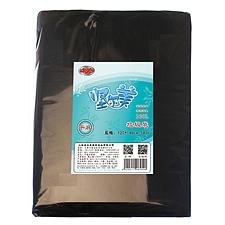 坚尔美 双面4丝垃圾袋 (黑色) 120*140cm 50只