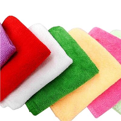 敏胤 超细纤维珊瑚绒多功能清洁巾 (混色随机) 30*30cm  M3030
