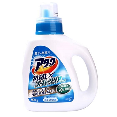 花王 抗菌EX洗衣液 900g