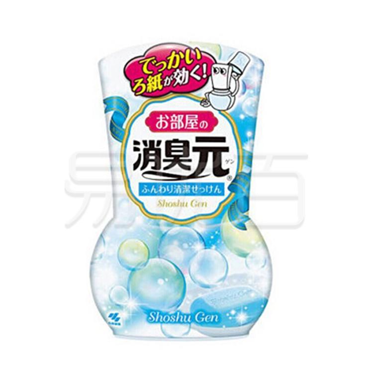 小林制药 房间除臭剂 400ml  珍珠皂香