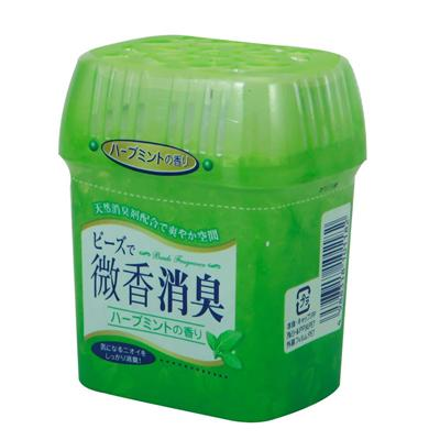 白元 颗粒状芳香型消臭剂 180g  薄荷香