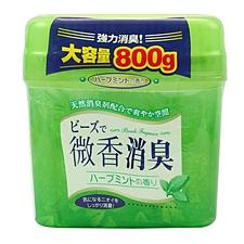 白元 颗粒状芳香型消臭剂 800g  薄荷香
