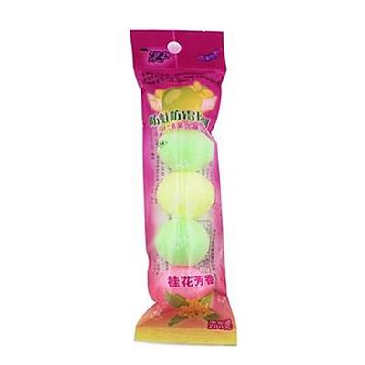 绿伞 防蛀防霉球5粒装 200g