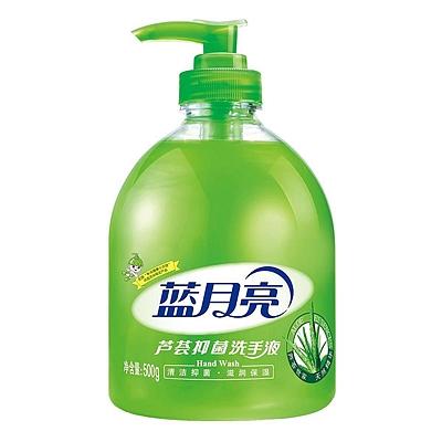 蓝月亮 洗手液 500ml  瓶装