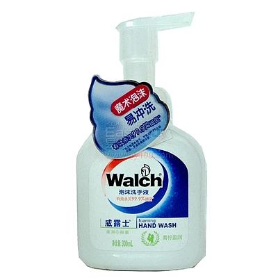 滋润洁净泡沫洗手液