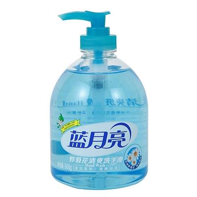 野菊花清爽洗手液