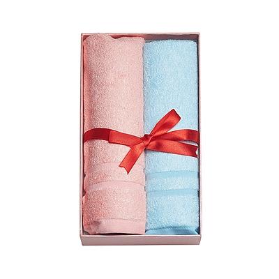 竹纤维毛巾礼盒