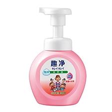 狮王 趣净泡沫洗手液 250ml  水润抑菌爽肤香