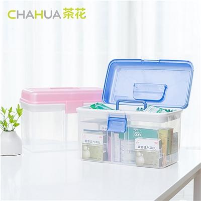 茶花 医药箱 (随机) 9.5L  2605