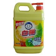 白猫 柠檬红茶洗洁精 2kg  C11105600