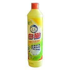 白猫 柠檬红茶洗洁精 500g  C11103700