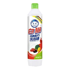 白猫 经典配方洗洁精 500g