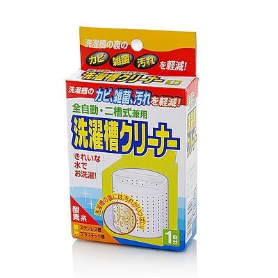 川木 日本进口洗衣机槽清洁剂 100g