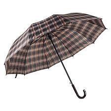 金语 超值加大商务长柄雨伞 (混色) 70cm*10K  652