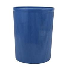 得力 圆形清洁桶 (蓝)  9581