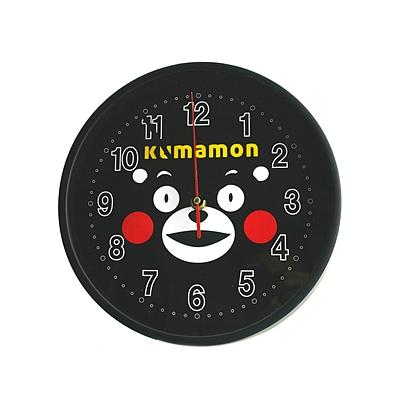 酷MA萌 卡通时钟 (黑)  K14DR0073-1