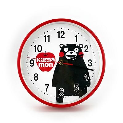 酷MA萌 卡通时钟 (红)  K14DR0073-1