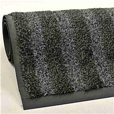 爱柯部落 洁格斯特级刮尘吸水地垫PVC底 (深灰色) 9mm*100cm*200cm