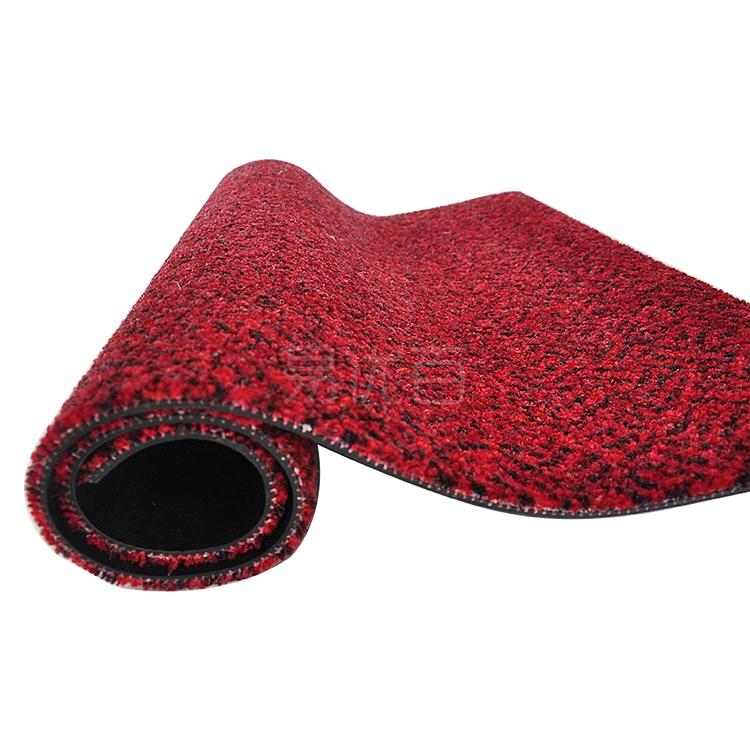 丽施美 AtriumPlus雅致刮沙吸水除尘地垫 (红色) 1.0*2.4m  TPATP20-100240