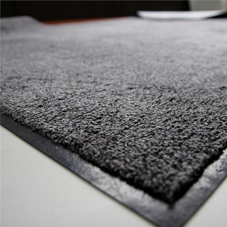 丽施美 超洁吸水吸油棉垫 (黑灰) 1.2*1.8m  TPCJ10-120180