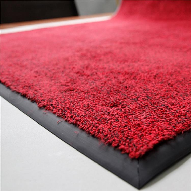 丽施美 超洁吸水吸油棉垫 (黑红) 1.2*2.4m  TPCJ20-120240