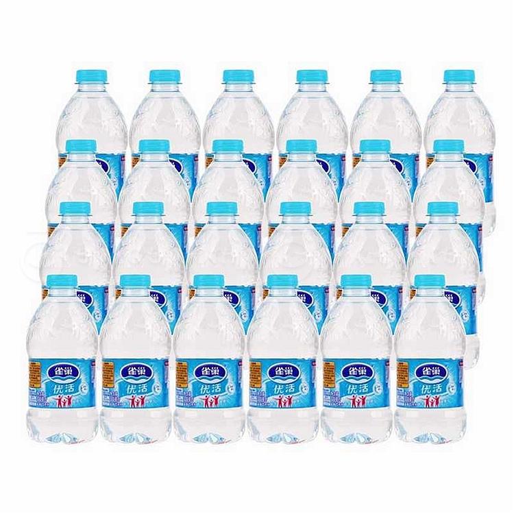 雀巢 优活饮用水 330ml×24瓶