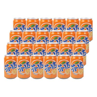 橙味汽水量贩