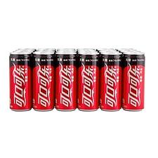 可口可乐 零度量贩 330ml*24罐