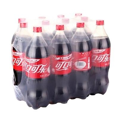 可口可乐 碳酸饮料汽水量贩 1.25L*12瓶/箱