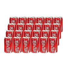 可口可乐 碳酸饮料 330ml×24罐