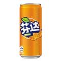 橙味汽水摩登罐