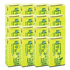 天喔茶庄 蜂蜜柚子茶利乐包 250ml*16