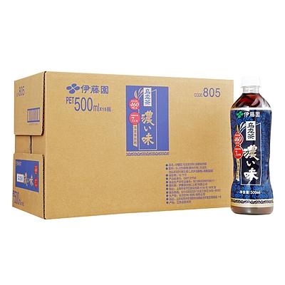 浓味乌龙茶(无糖/含膳食纤维)量贩