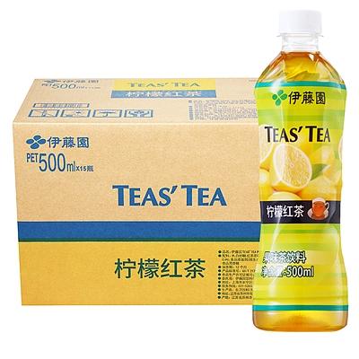 柠檬红茶整箱装