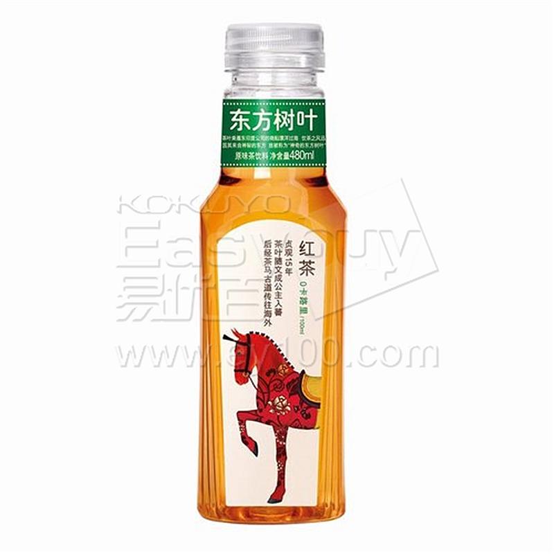 农夫山泉 东方树叶茶饮料 480ml 红茶